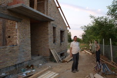 2011-09-15 Postavljen deo građe